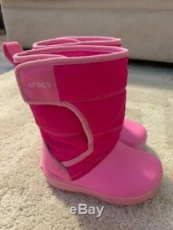 Lot of 7 Kids Infant Toddler Shoes Nike, Jordan, Uggs, Crocs, Carter 7C/8C Used
