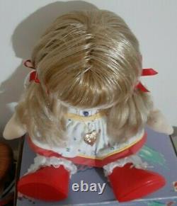 Mattel My Child Doll Aussie Girl, Ash V-part, Aqua/Peach, Dressed + Shoes