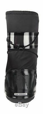 Moon Boot Glance, Girls Boots Black (Nero) 12-14 UK Child (31-34 EU)