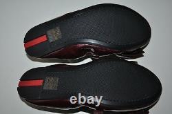 NEW $220 Prada Girl's Patent Leather Bow Ballet Flat Shoe 8.5, 10.5, 1, 1.5,2, 3