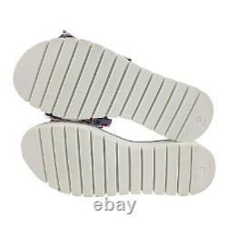 NEW Fendi RRP £275 EUR34/UK2 Kids Girls Designer Shoes Slippers Sandals Flipflop