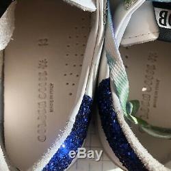 NEW Kids Golden Goose Shoes Tie-Dye Superstar Sneaker Sz 1 Girls