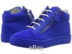 NIB NEW Giuseppe Junior kids boys girls blue pink high top shoes 22 24 26 28