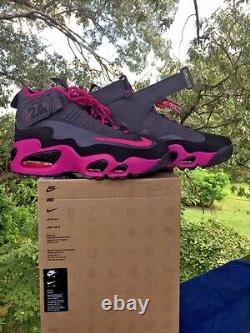 NIKE AIR GRIFFEY MAX 1 Nearly New HOT PINK Basketball Girls Boys Shoes Sz 6.5 Y