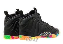 439a1086c4e ... cheap nike foamposite fruity pebbles kids shoe boys girls size 2y 7563f  aedaf
