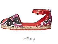 NWT Burberry Kids Toddler Girl Sandal Espadrille Shoes US 27 9.5 Christmas Gift