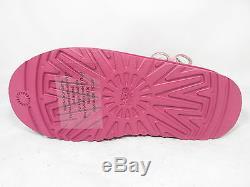 New Kids Girls Ugg Australia Boot Joleigh 1003213k Dark Dusty Rose Pink Ddr Org