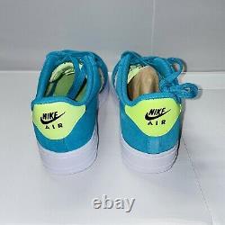 Nike Air Force 1 LV8 (GS) Size 6Y/ Womens 7.5 Oracle Aqua Shoes CJ4093-300 New