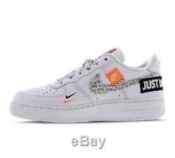 Nike Air Force 1 (gs) Just Do It In All Sizes 3, 4, 5, 6 Bnib Kids Boys Girls