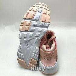 Nike Air Huarache Run SE(GS) Youth Sneakers Shoes Storm Pink / White 904538-604
