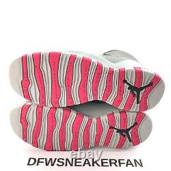 Nike Air Jordan 10 Retro Kids Size 6Y / Womens 7.5 Smoke Grey Shoes 487211-006