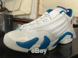 Nike Air Jordan 14 Retro (Gs) Basketball Shoes 467798-107 Size 4Y