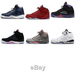Nike Air Jordan 5 Retro BG V Girls Kids Women Shoes Sneakers AJ5 Pick 1
