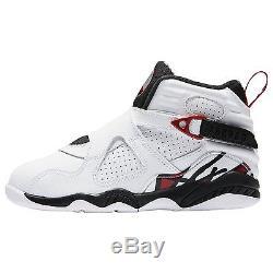 Nike Air Jordan Kids Retro 8 School Basketball Shoes Boy Girls Shoe Size 5 5y