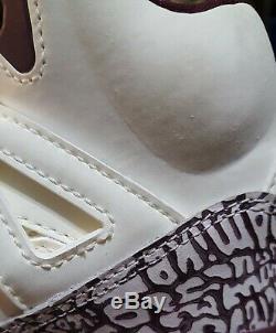 Nike Air Jordan Spizike Bordeaux White Basketball Shoes 4Y Kids Boys Girls Youth
