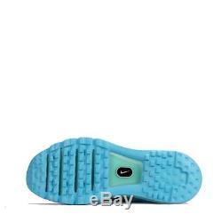 Nike Air Max 2017 Junior Youth Girls Older Kids Running Shoes Chlorine Blue