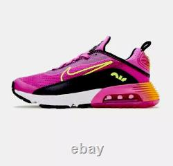 Nike Air Max 2090 Hyp Sun Youth Girls Women's Athletic Sneaker Pink Shoe Trainer