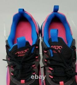 Nike Air Max 270 React Gs Running Shoes Youth Sz 7y Womens Sz 8.5 Bq0101-001