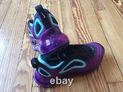 Nike Air Max 720 Sz 4.5Y Youth Hyper Violet Aurora Youth Shoes AQ3196-500 New