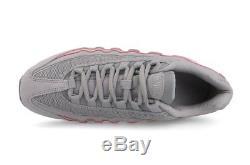 Nike Air Max 95 GS ATMOSPHERE GREY PINK 310830-011 4Y Kid's Big Girl's Youth