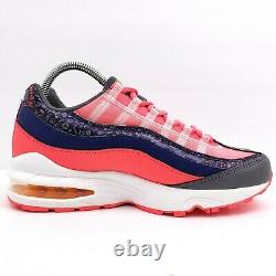 Nike Air Max 95 Youth Size 6.5Y Wns 8 Purple Racer Pink Athletic Shoes CI9933-50
