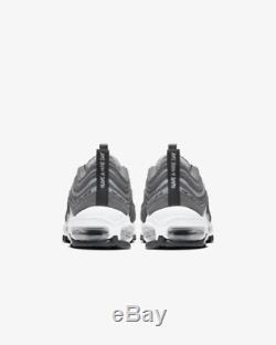 Nike Air Max 97 SE Dark Grey Wolf Grey White Black Kids Boys Girls Trainers