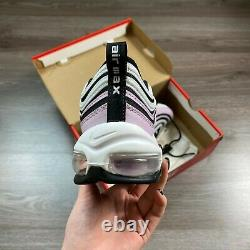 Nike Air Max 97 (gs) Purple Youth/kids Trainers Shoes Size Uk5 Us5.5y Eur38