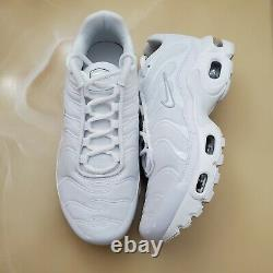 Nike Air Max Plus GS Running Shoes Size 4.5Y Women's 6 Style CW7044-100