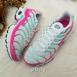 Nike Air Max Plus GS Running Shoes Size 6.5Y Women's 8 Style 718071 102