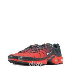 Nike Air Max Plus Tuned Junior Trainers Shoes Dark Grey UK 5