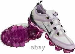 Nike Girls' Big Kids Air Vapormax 2019 GS Running Shoes AJ2616 015 Size 7Y