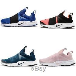 Nike Presto Extreme GS Kids Boys Girls Women Running Sneakers Slip-On Pick 1