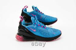 Nike Youth Shoe Air Max 270 GS Size 6Y Athletic Running Sneaker Pre Owned xq