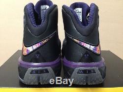 Nike Zoom Kobe 3 Prelude ZK3 318288 002 Black Youth Kid Girl Boy Sz 7Y Shoes New