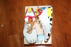 Nwt Girls Boys Adidas Sz 3.5 Shoes Nmd Toy Story