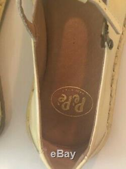 Pepe Girl Leather Mary Jane Sandals Shoes size 30 (13c)