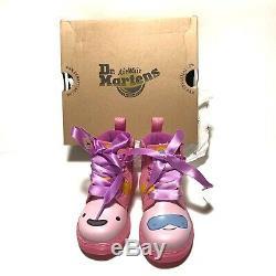 Princess Bubblegum Kids Boots Adventuretime Toddler US7 Doc Martens Dr Martens