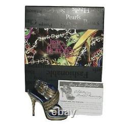 RARE Just The Right Shoe CRAZY EX GIRLFRIEND By Lorraine Vail (Raine) COA