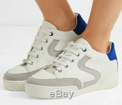 STELLA MCCARTNEY `Stella` SNEAKERS LOW-TOP TURNSCHUHE SHOES SCHUHE TRAINERS 37