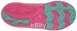 Saucony Girls Baby Ride Sneaker Toddler/Little Kid, Silver/Coral, 9 W US Toddler