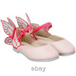 Sophia Webster Kids Girls Chiara Glitter Shoes Eu 30 Uk 12