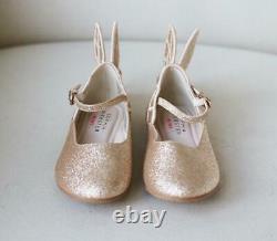 Sophia Webster Kids Girls Chiara Glitter Shoes Uk 12