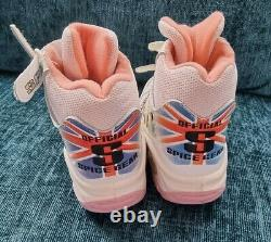 Spice Girls kids shoes UNWORN EU size 26 UK 8.5 jr US 7 1990s memorabilia