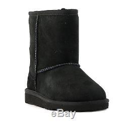 UGG Australia Classic Boot Black Girls