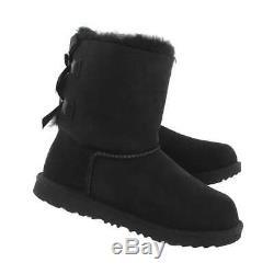 UGG Australia Girls' Bailey Bow II Sheepskin Fashion Boot