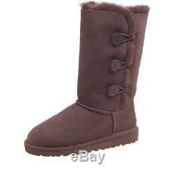 UGG Australia Junior Girls Bailey Sheepskin Boots rrp £150
