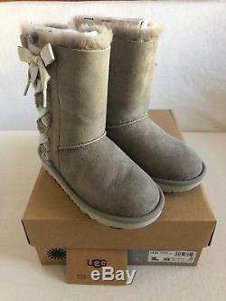 UGG Australia Pala Grey Boot Kid's Girl's sizes 13-6 NEW