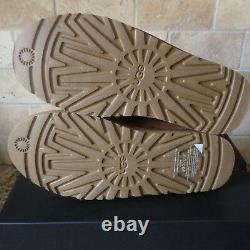 UGG Neumel Chestnut Suede Chukka Ankle Boots Shoes Size Youth Kid 6 = Womemen 8