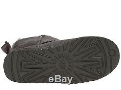 UGG-Todler/Little Kid BaileyBow-sheepskin 3280T-100%Authentic-Grey