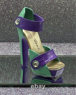 ULTRA RARE PROTOTYPE Just The Right Shoe EVOCATIVE By Lorraine Vail (Raine)